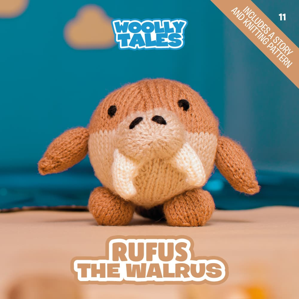 Woolly Tales - Rufus the Walrus