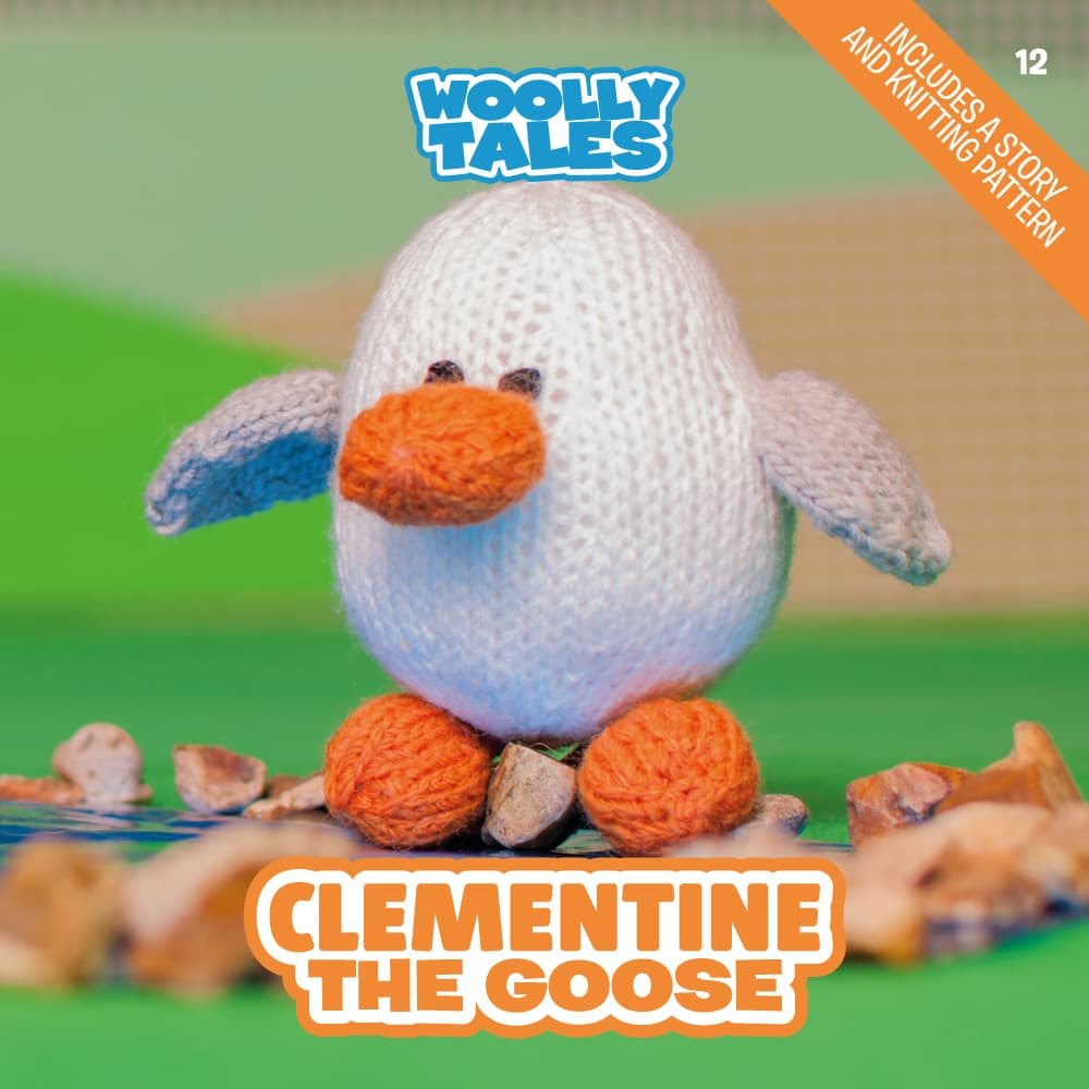 Woolly Tales - Clementine the Goose