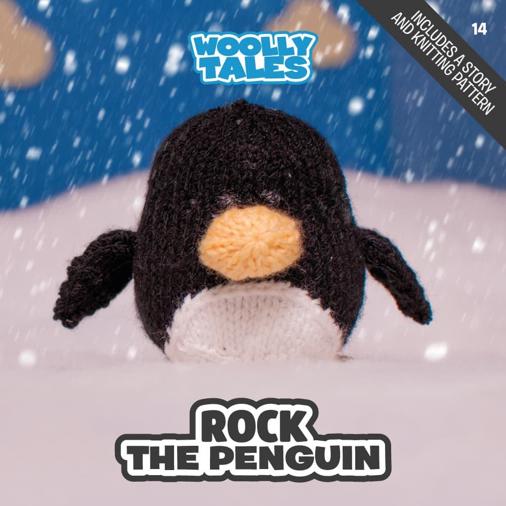 Woolly Tales - Rock the Penguin