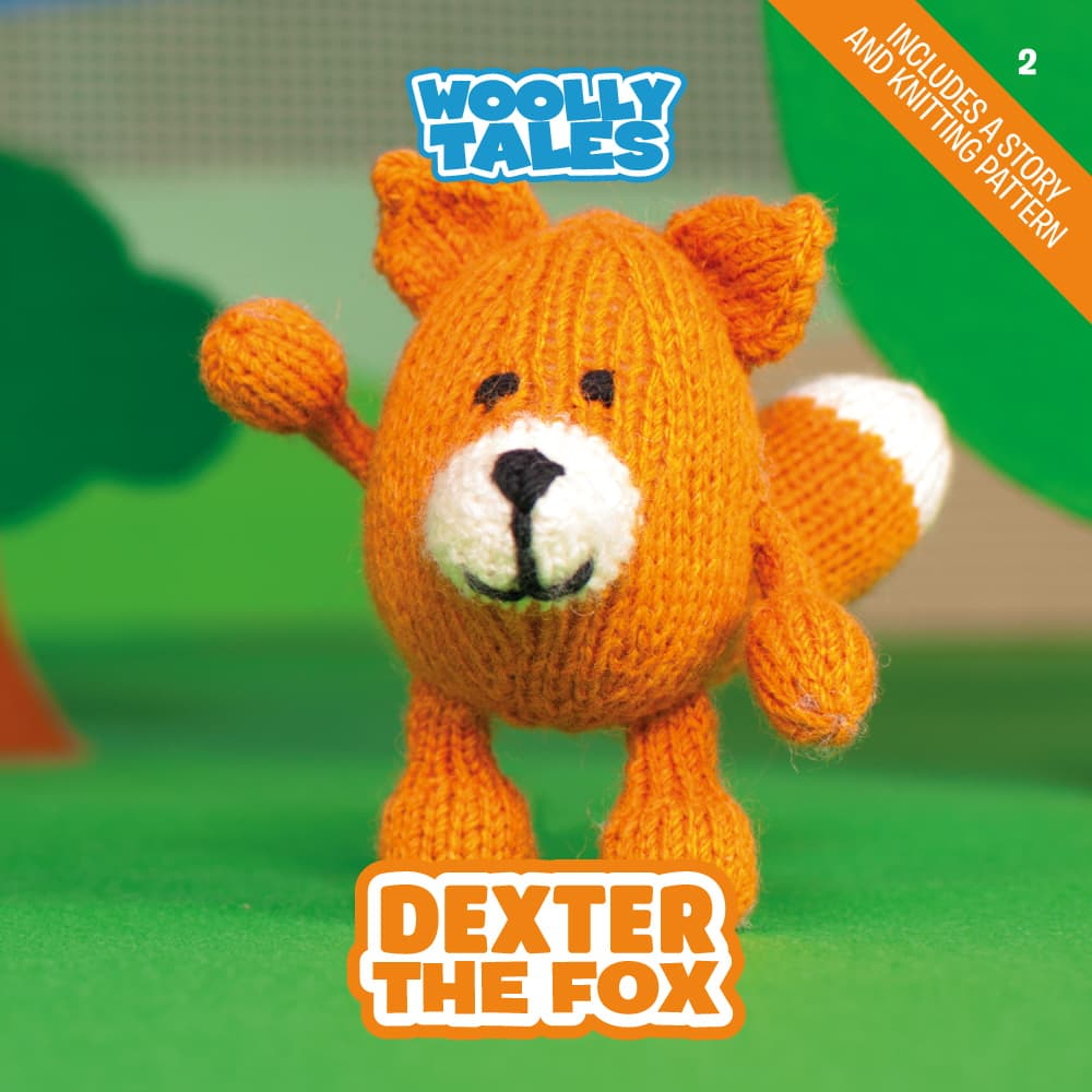 Woolly Tales - Dexter the Fox book cover