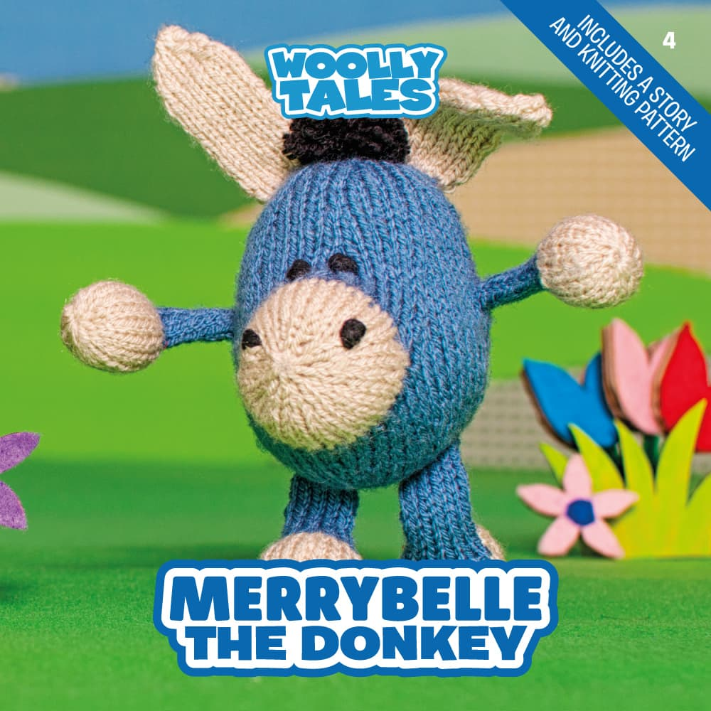 Woolly Tales - Merrybelle the Donkey