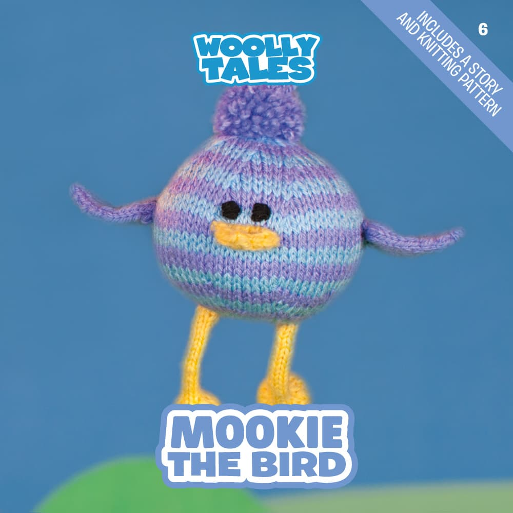 Woolly Tales - Mookie the Bird